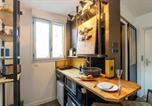 Location vacances  Rhône - Apartment Ministeel Loft Brotteaux Part-Dieu-3