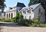 Location vacances Linières-Bouton - L'Orangerie du Château - Gîte Art Nouveau-1