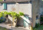 Location vacances Vidauban - Maison de 2 chambres a Taradeau avec piscine partagee et jardin amenage a 32 km de la plage-1
