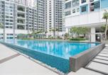 Location vacances Klang - [Special Offer : -20%] 2 Bedroom Suite @ i-City-3