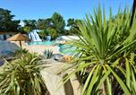 Camping avec Ambiance club Loctudy - Flower Camping Le Moteno-4