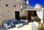 Location vacances Noci - Villa with 2 bedrooms in Alberobello with private pool and Wifi 25 km from the beach-2