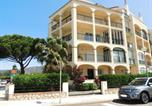 Location vacances Roses - Golf-Apartamento con jardín y parking cerca del mar en Roses-3