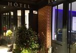 Hôtel Périers-en-Auge - Hostellerie Normande-1