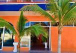 Hôtel La Paz - Hotel Bahía de La Paz-4