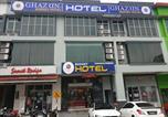 Hôtel Malaisie - Ghazrins Hotel Dataran Larkin-1
