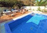 Hôtel Grèce - Hotel Parthenon Rodos city-2