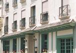 Hôtel Nogent-sur-Seine - Les Hôtes de Cézanne-1