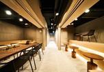 Hôtel Japon - &And Hostel Shinsaibashi East-4