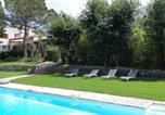Location vacances Tourrettes - B&B Charming suite and pool-1
