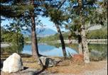 Camping Saint-Apollinaire - Camping Les 3 Lacs  -2