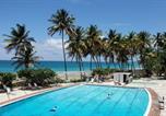 Location vacances San Juan - Pool Is Open Ocean Breeze Poolside Cabana apartment Beach Access-1