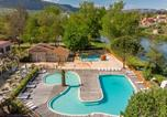 Camping avec Piscine Aveyron - Camping Millau Plage-1