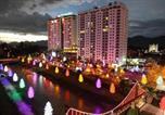 Location vacances Taiping - Homestay @ Kinta Riverfront Ipoh-2