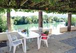 Location vacances Trélou-sur-Marne - Two-Bedroom Holiday Home in Jaulgonne-3