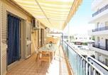 Location vacances Mongiuffi Melia - Letojanni Seaside Apartment with Balcony-1