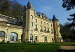 Hôtel Mosnes - Hotel The Originals Château de Perreux-1
