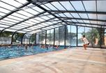 Camping avec Piscine couverte / chauffée Axat - Camping Siblu Mar Estang - Funpass inclus-2