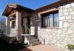 Location vacances Campillo de Aranda - Casa Entre Hoces810paxjardín y barbacoa-2