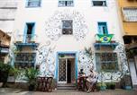 Hôtel Brésil - Solar Hostel Beach Copacabana-1