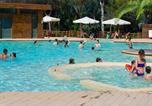 Camping avec WIFI Ersa - Campo dei Fiori Camping & Bungalows-1