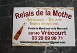 Hôtel Bourbévelle - Relais de la Mothe-2