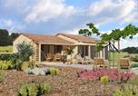 Location vacances Olonzac - Secluded Holiday Home in Azillanet with Private Pool-4