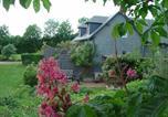 Location vacances Le Mesnil-Durand - Les Pommiers, Chambres d'Hôtes de Charme-4