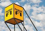 Hôtel Hautes-Alpes - Hotelf1 Gap-3