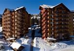 Location vacances Provence-Alpes-Côte d'Azur - Residence Cassiopee 100% 18 - 30 ans - Hebergement + Forfait remontee mecanique-1