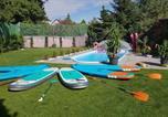 Location vacances Markkleeberg - Pool & Lake Holiday Home-3