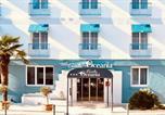 Hôtel Lorient - Hôtel Escale Oceania Lorient-3