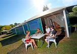 Camping avec WIFI Haute Savoie - Campéole La Dranse-2