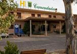 Hôtel Province de Tolède - Hotel Comendador-4