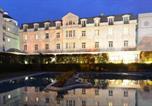 Hôtel Ruesga - Castilla Termal Balneario Solares-1