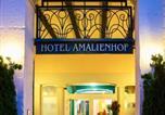 Hôtel Weimar - Amalienhof Hotel und Apartment
