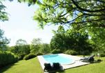 Location vacances Trémolat - Spacious Holiday Home with Private Pool in Tremolat-4