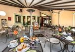 Hôtel Banassac - Hôtel-Restaurant Le Calice Du Gevaudan - A75-4