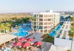 Hôtel Ayia Napa - Adams Beach Hotel & Spa Deluxe Wing - Adults Only-4
