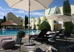 Hôtel Siófok - Hideaway Premium Apartments-3