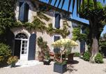 Hôtel Saint-Antoine-de-Breuilh - Les Hortensias - Chambres d'hôtes-1
