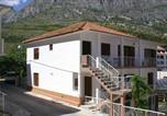 Location vacances Gradac - Apartment Drvenik Donja vala 2732a-1
