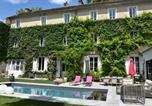 Hôtel Fontainebleau - Demeure Les Aiglons-1