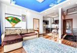Location vacances Astana - Апартамент Северное Сияние 20 этаж-1
