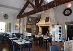 Hôtel Les Granges-Gontardes - L'Horloge Gourmande-3
