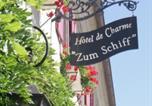 Hôtel Mothern - Hotel de Charme 'zum Schiff'-4