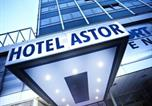 Hôtel Kiel - Hotel Astor Kiel by Campanile-4