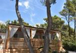 Camping avec WIFI Croatie - Mobile Homes Sara - Camping Baško Polje , Adriatic , Dalmatia-2