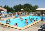 Camping avec Piscine Castelnau-de-Montmiral - Camping du Lac de Nabeillou-1