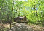 Location vacances Hagerstown - Cabin At Sleepy Creek-1